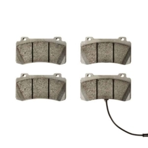 RacingLine Replacement 'Track' Brake Pads – 6 pot Calipers