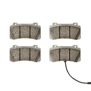 RacingLine Replacement Brake Pads - 4 Pot Calipers