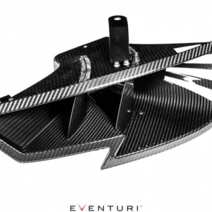 Eventuri Carbon Fibre Headlamp Race Ducts - Audi RS3 Gen 2