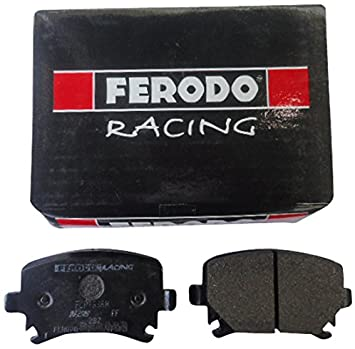 Ferodo DS2500 Rear Brake Pads – Audi S3 (Bosch caliper)