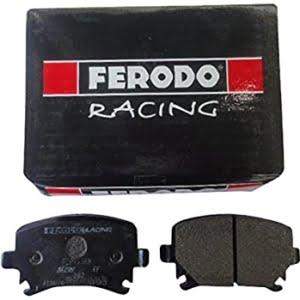 Ferodo DS2500 Rear Brake Pads - Audi S3 (Lucas/TRW caliper)