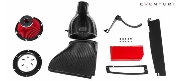 Eventuri Full Carbon Fibre Intake - Audi S3