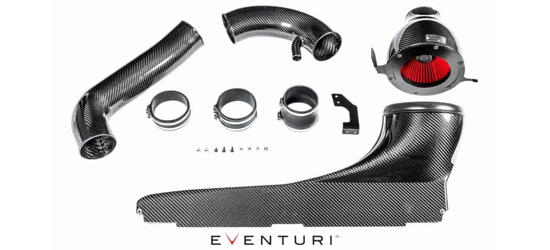 Eventuri Carbon Fibre Intake (Metal Tube) – Audi RS3 Gen 1