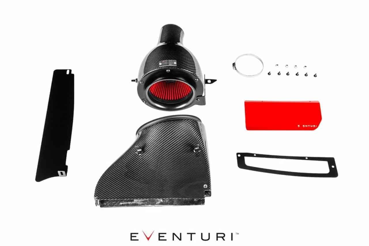 Eventuri Carbon Fibre Intake - Audi S1