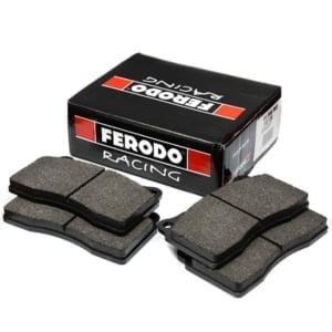 Ferodo DS2500 Rear Brake Pads - Skoda Octavia VRS