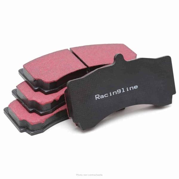 RacingLine Replacement Track Brake Pads – 6 pot Calipers