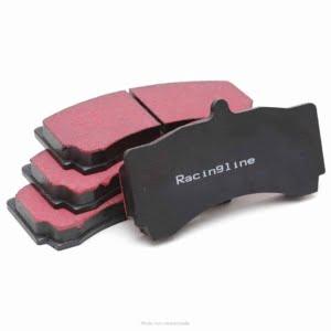 RacingLine Replacement Track Brake Pads – 4 Pot Calipers