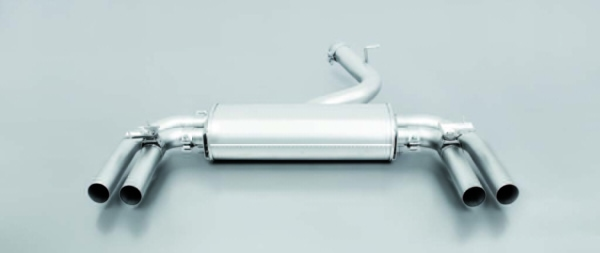 Remus Axle Back Exhaust – Audi S3 Facelift (GPF Equipped)