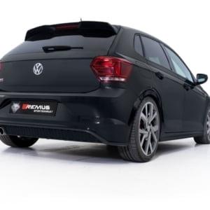 Remus Cat Back Exhaust – Volkswagen Polo GTI (Facelift)
