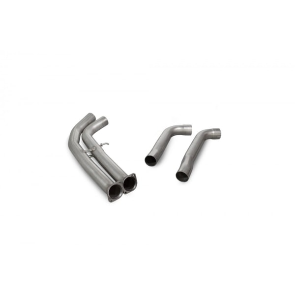 Scorpion GPF Delete Pipes – BMW M2 Competition