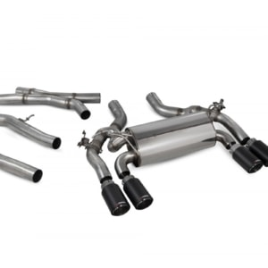 Scorpion GPF Back Exhaust (Valved) – BMW M2 Competition