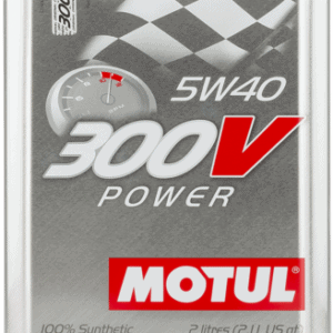 Motul 300V Power 5w/40 Engine Oil (2L)