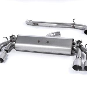 Milltek GPF Back Exhaust (Valved) – Volkswagen Golf R
