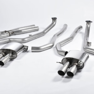 Milltek Cat Back Exhaust – BMW M5