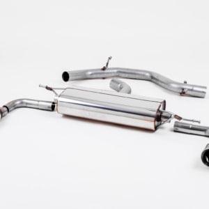 Milltek Cat Back Exhaust – Volkswagen Golf GTI