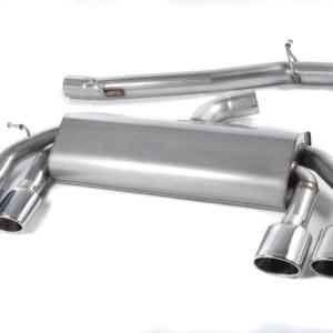 Milltek GPF Back Exhaust (Valved) – Audi S3 (Sportback)