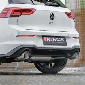 Remus GPF Back Exhaust – Volkswagen Golf GTI
